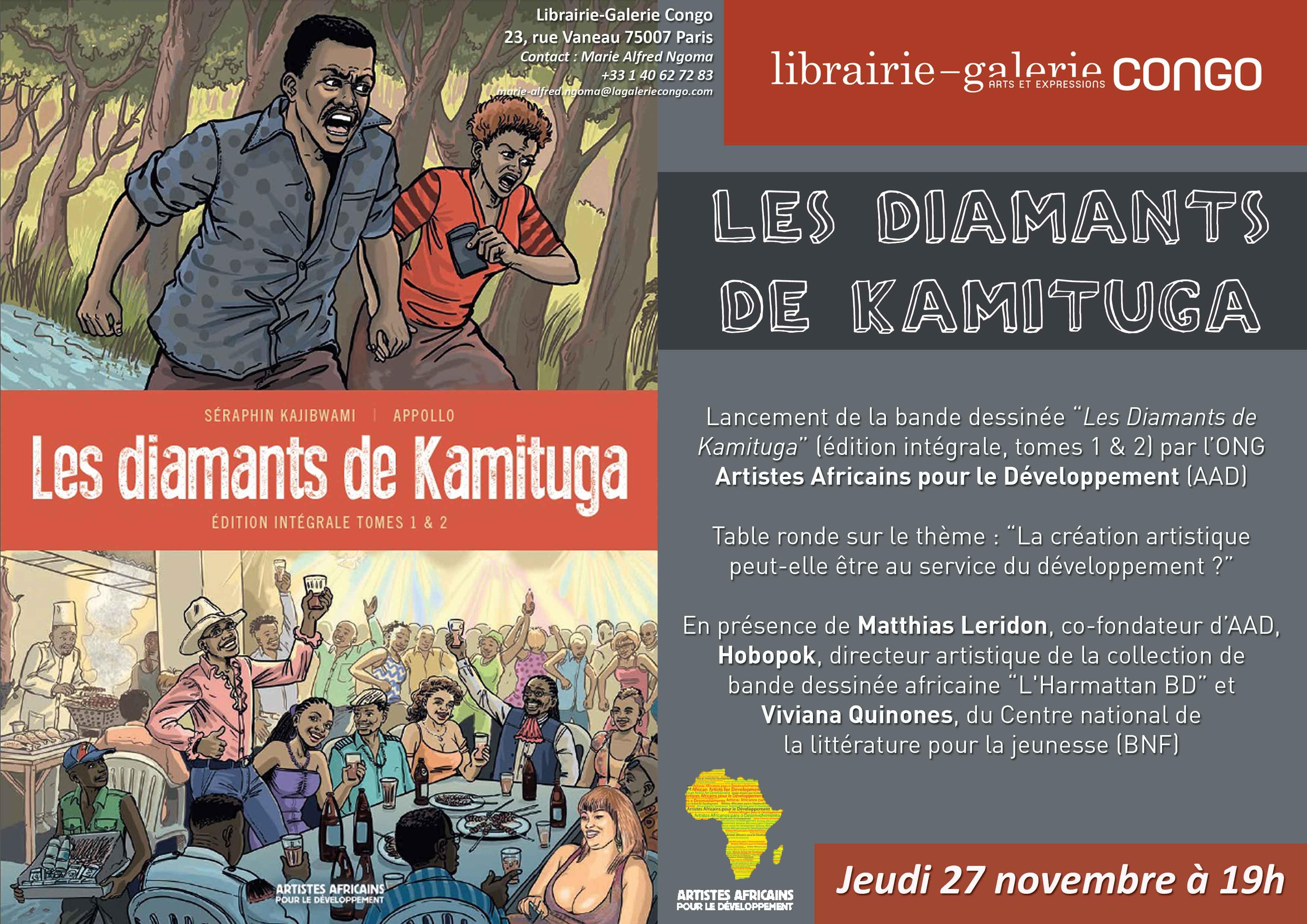 HISTORIQUE DU CENTRE OLAME / RDC